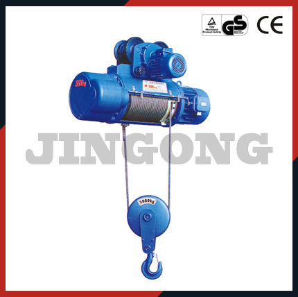 cd1、md1 series wire rope electric hoist_he bei jingong machinery co